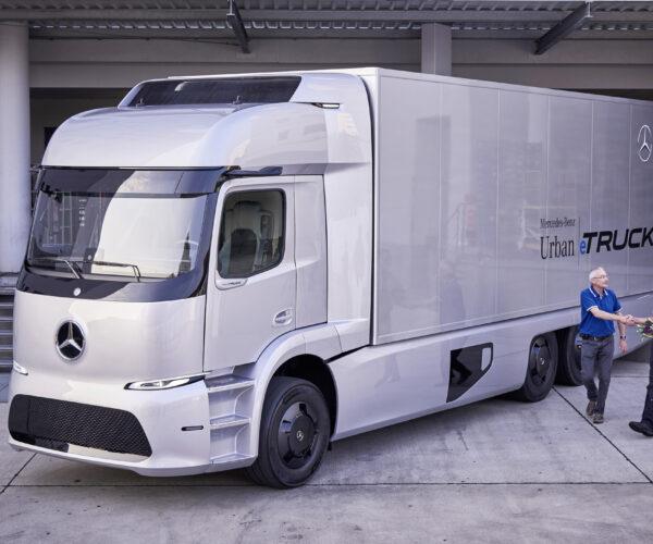 Wzrost zainteresowania ciężarówkami elektrycznymi